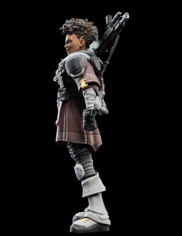 BANGALORE FIGURINE APEX LEGENDS MINI EPICS WETA (8) 9420024730447 kingdom-figurine.fr