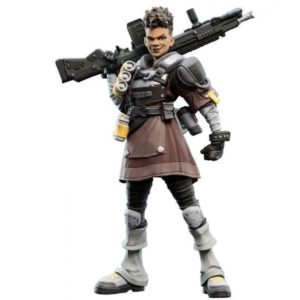 BANGALORE FIGURINE APEX LEGENDS MINI EPICS WETA 9420024730447 kingdom-figurine.fr