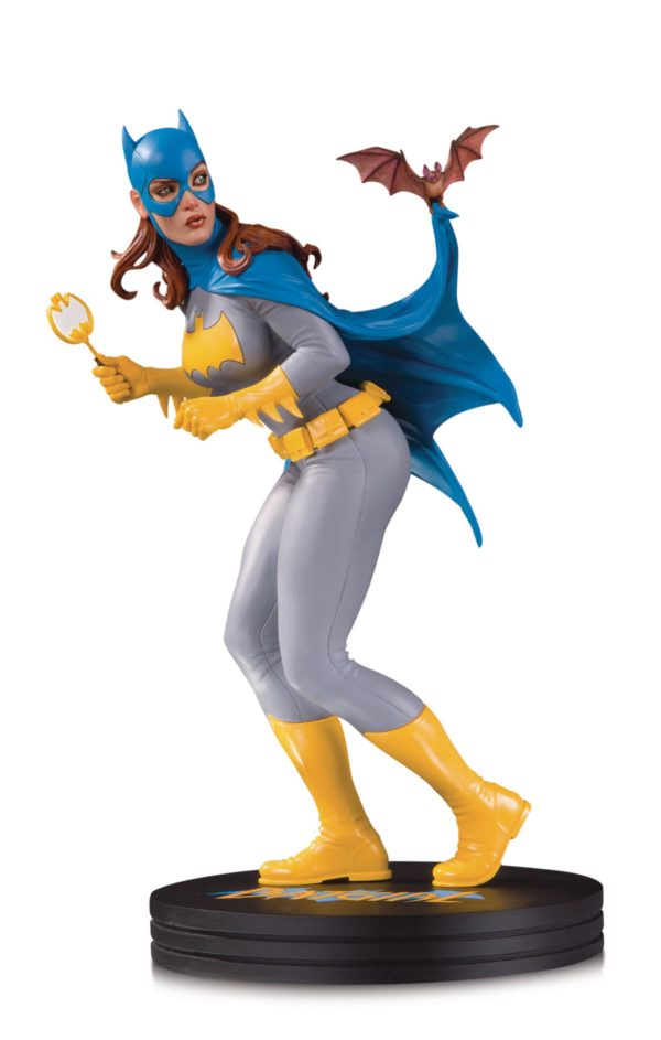 BATGIRL BY FRANK CHO STATUETTE DC COVER GIRLS DC COLLECTIBLES 23 CM (1) 761941363868 kingdom-figurine.fr
