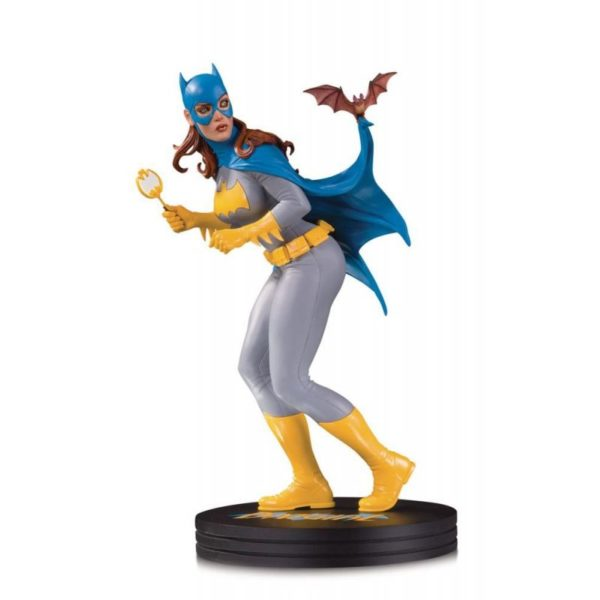 BATGIRL BY FRANK CHO STATUETTE DC COVER GIRLS DC COLLECTIBLES 23 CM 761941363868 kingdom-figurine.fr