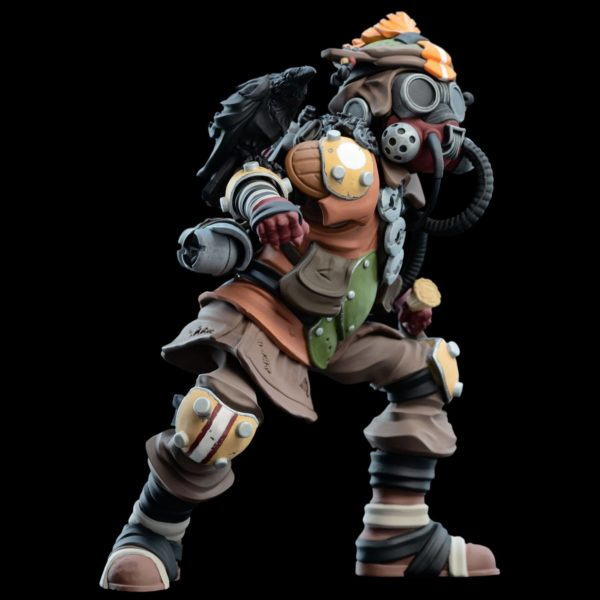 BLOODHOUND FIGURINE APEX LEGENDS MINI EPICS WETA (2) 9420024730454 kingdom-figurine.fr
