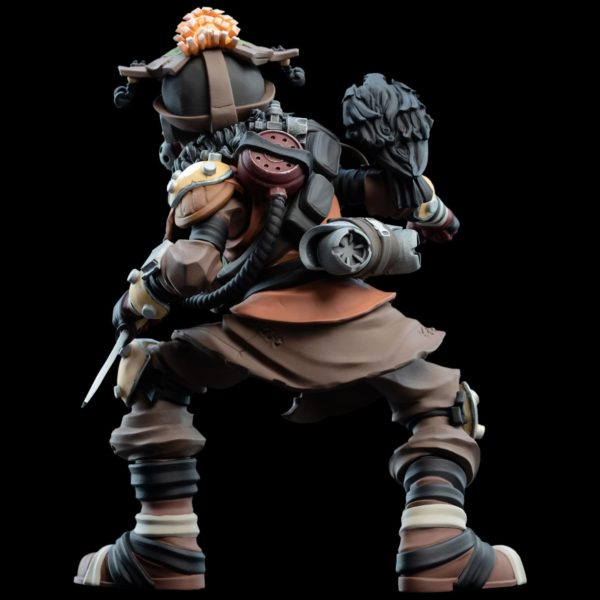 BLOODHOUND FIGURINE APEX LEGENDS MINI EPICS WETA (3) 9420024730454 kingdom-figurine.fr