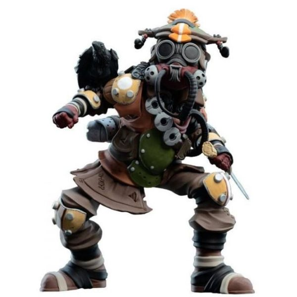 BLOODHOUND FIGURINE APEX LEGENDS MINI EPICS WETA 9420024730454 kingdom-figurine.fr