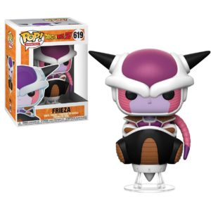 FRIEZA FIGURINE DRAGON BALL Z POP ANIMATION 619 FUNKO 889698397025 kingdom-figurine.fr