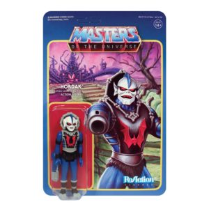 HORDAK FIGURINE MASTERS OF THE UNIVERSE WAVE 5 RE-ACTION SUPER7 10 CM 811169037536 kingdom-figurine.fr