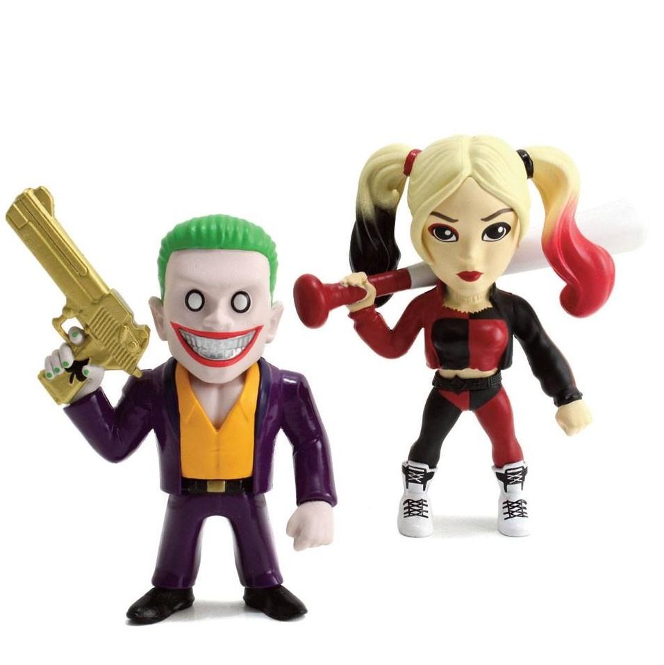 Voici Le Joker et Harley Quinn