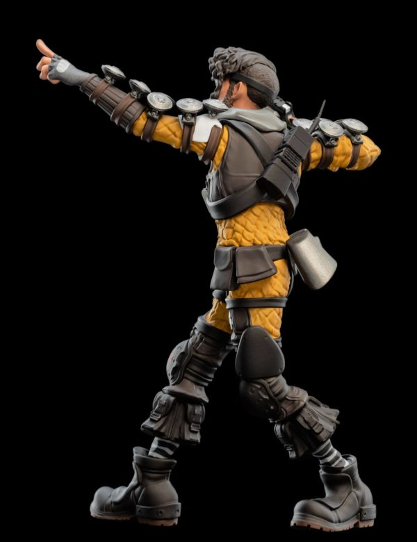 MIRAGE FIGURINE APEX LEGENDS MINI EPICS WETA (8) 9420024730461 kingdom-figurine.fr