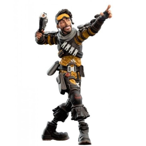 MIRAGE FIGURINE APEX LEGENDS MINI EPICS WETA 9420024730461 (0) kingdom-figurine.fr
