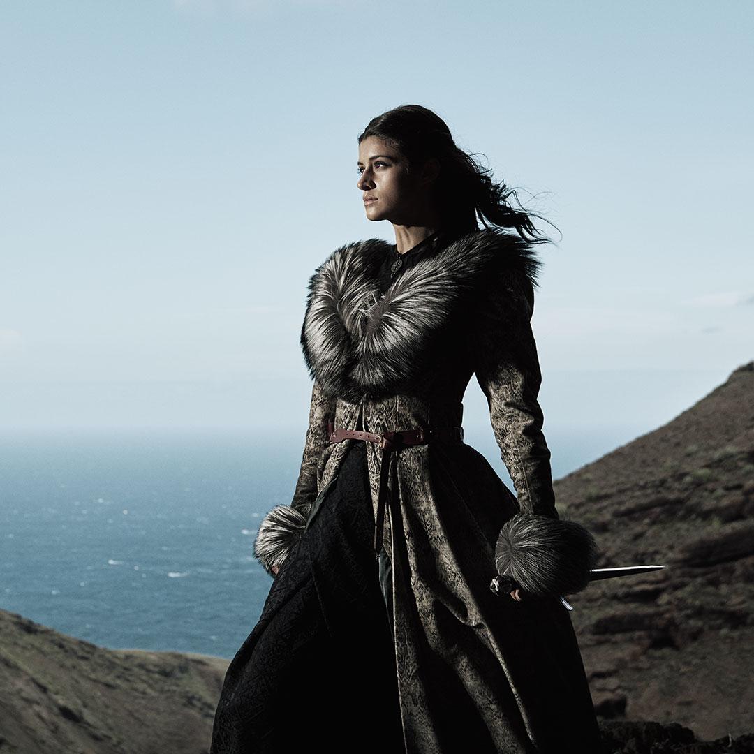 Yennefer, l'amoureuse de Geralt de Riv