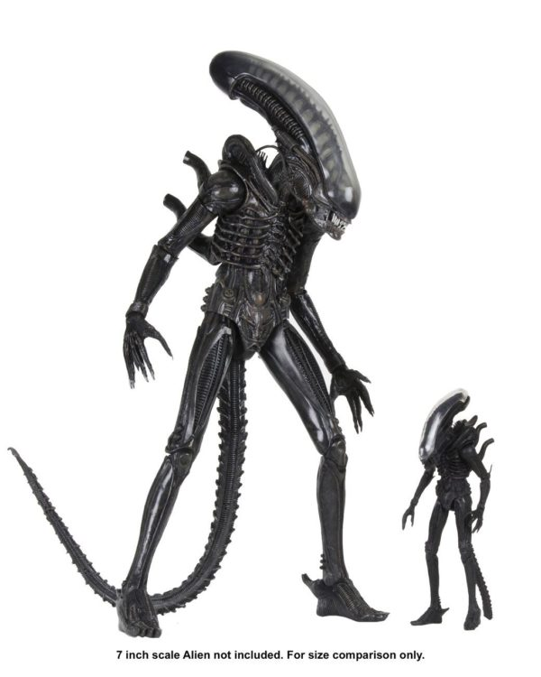 BIG CHAP ULTIMATE FIGURINE 1-4 ALIEN 1979 40TH ANNIVERSARY NECA 56 CM (4) 634482515983 kingdom-figurine.fr