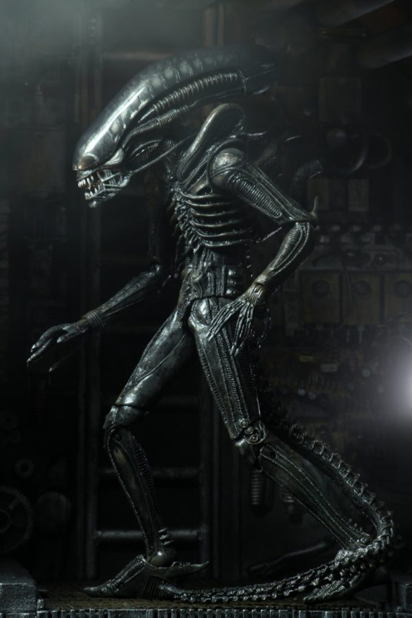 BIG CHAP ULTIMATE FIGURINE 1-4 ALIEN 1979 40TH ANNIVERSARY NECA 56 CM (7) 634482515983 kingdom-figurine.fr