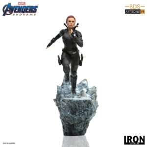 BLACK WIDOW STATUETTE 1-10 AVENGERS ENDGAME BDS ART SCALE IRON STUDIOS 21 CM (1) 606529899844 kingdom-figurine.fr