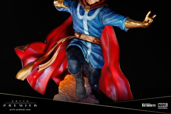 DOCTOR STRANGE STATUETTE ARTFX PREMIER 1-10 MARVEL UNIVERSE KOTOBUKIYA 25 CM (13) 4934054010714 kingdom-figurine.fr