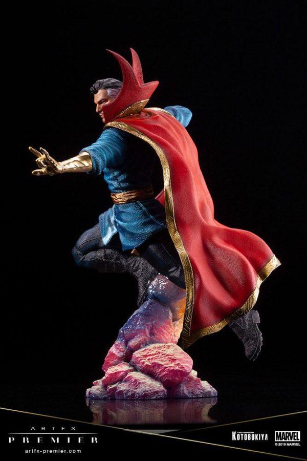 DOCTOR STRANGE STATUETTE ARTFX PREMIER 1-10 MARVEL UNIVERSE KOTOBUKIYA 25 CM (4) 4934054010714 kingdom-figurine.fr