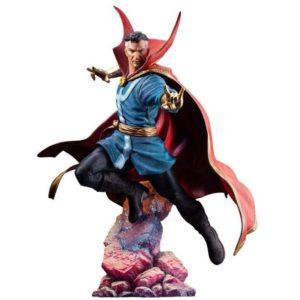 DOCTOR STRANGE STATUETTE ARTFX PREMIER 1-10 MARVEL UNIVERSE KOTOBUKIYA 25 CM 4934054010714 kingdom-figurine.fr