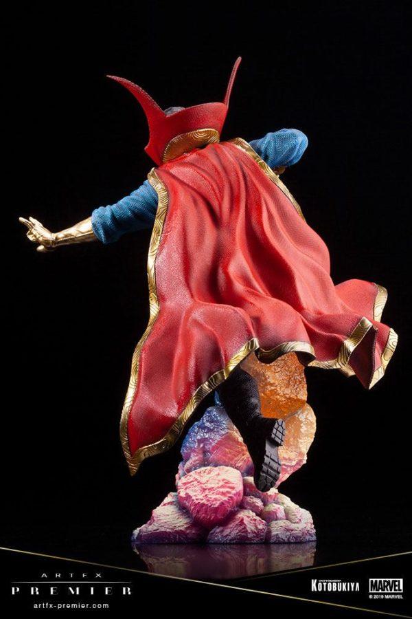 DOCTOR STRANGE STATUETTE ARTFX PREMIER 1-10 MARVEL UNIVERSE KOTOBUKIYA 25 CM (5) 4934054010714 kingdom-figurine.fr
