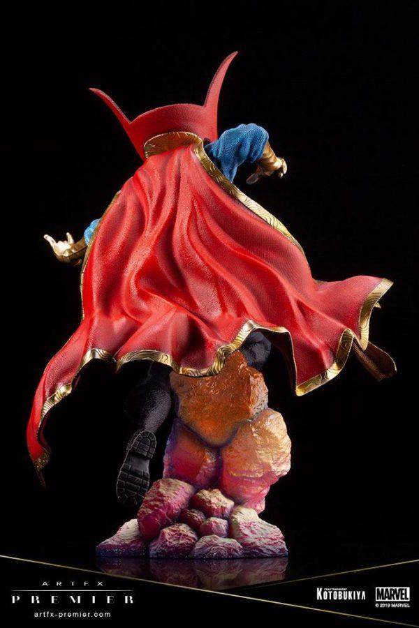 DOCTOR STRANGE STATUETTE ARTFX PREMIER 1-10 MARVEL UNIVERSE KOTOBUKIYA 25 CM (6) 4934054010714 kingdom-figurine.fr