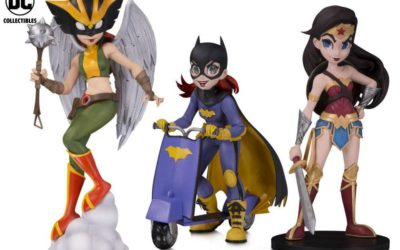 Pourquoi collectionner les figurines DC Artists Alley ?