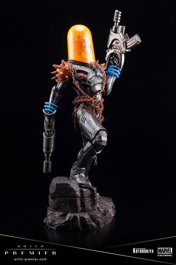 GHOST RIDER STATUETTE ARTFX PREMIER 1-10 MARVEL UNIVERSE KOTOBUKIYA 22 CM (6) 4934054010554 kingdom-figurine.fr