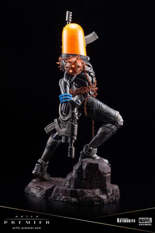GHOST RIDER STATUETTE ARTFX PREMIER 1-10 MARVEL UNIVERSE KOTOBUKIYA 22 CM (7) 4934054010554 kingdom-figurine.fr