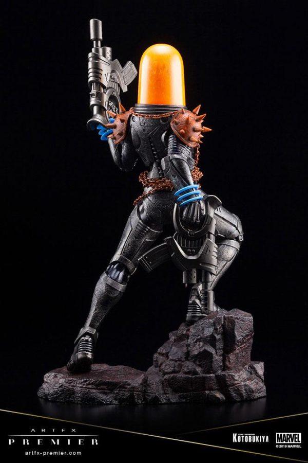 GHOST RIDER STATUETTE ARTFX PREMIER 1-10 MARVEL UNIVERSE KOTOBUKIYA 22 CM (8) 4934054010554 kingdom-figurine.fr