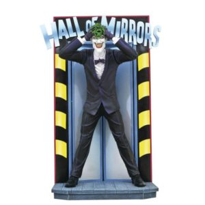 JOKER DIORAMA THE KILLING JOKE DC COMIC GALLERY DIAMOND SELECT 25 CM 699788833445 kingdom-figurine.fr