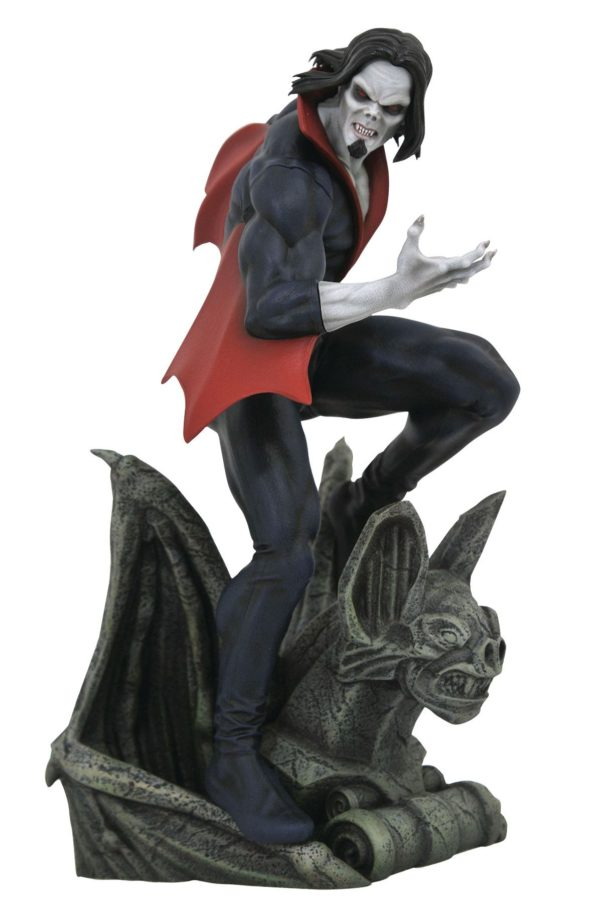 MORBIUS STATUETTE MARVEL GALLERY DIAMOND SELECT 25 CM (2) 699788837481 kingdom-figurine.fr