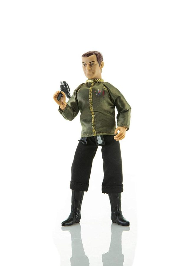 STAR TREK TOS FIGURINE CAPTAIN KIRK DRESS UNIFORM MEGO 20 CM (2) 850002478808 kingdom-figurine.fr