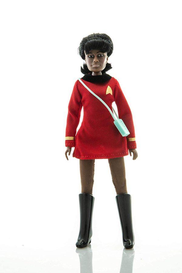 STAR TREK TOS FIGURINE LT. UHURA MEGO 20 CM (1) 850002478983 kingdom-figurine.fr