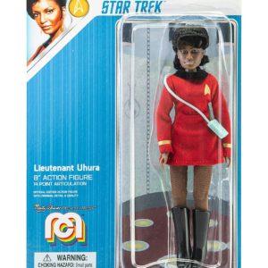 STAR TREK TOS FIGURINE LT. UHURA MEGO 20 CM (2) 850002478983 kingdom-figurine.fr