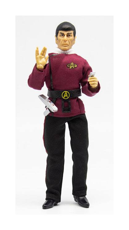 STAR TREK WOK FIGURINE CAPTAIN SPOCK STAR TREK II MEGO 20 CM (2) MEGO62873 kingdom-figurine.fr