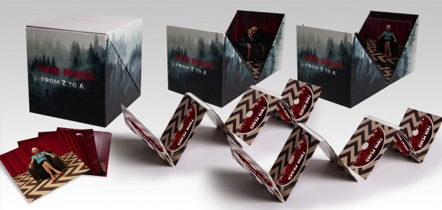 Le pack collector Twin Peaks 2019
