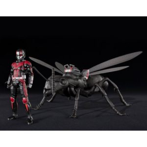 ANT-MAN ET LA GUÊPE FIGURINE ANT-MAN & ANT SET S.H. FIGUARTS TAMASHII NATIONS 15 CM 4573102551825 kingdom-figurine.fr