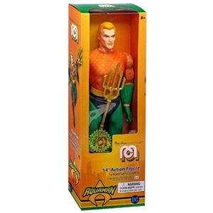 AQUAMAN CLASSIC FIGURINE DC COMICS MEGO 36 CM 852404008331 kingdom-figurine.fr