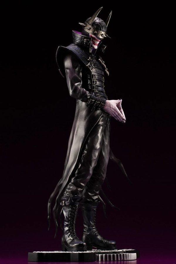 BATMAN WHO LAUGHS STATUETTE 1-6 ARTFX DC COMICS ELSEWORD SERIES KOTOBUKIYA 33 CM (10) 4934054013975 kingdom-figurine.fr