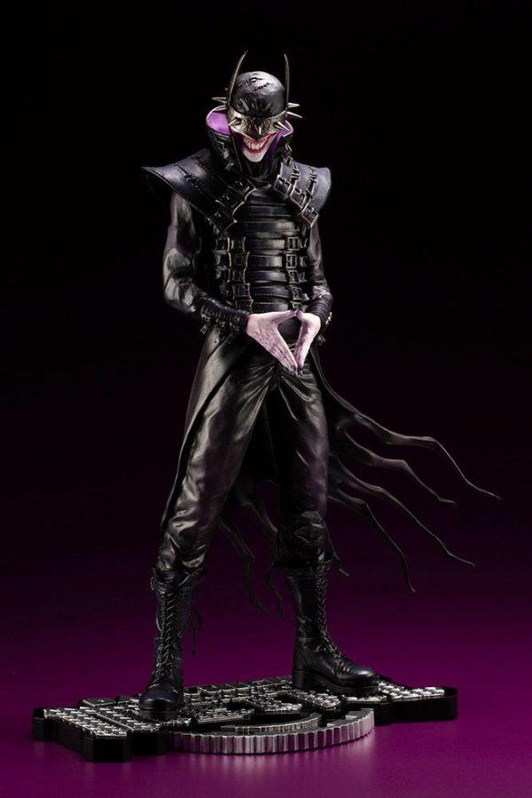 BATMAN WHO LAUGHS STATUETTE 1-6 ARTFX DC COMICS ELSEWORD SERIES KOTOBUKIYA 33 CM (11) 4934054013975 kingdom-figurine.fr