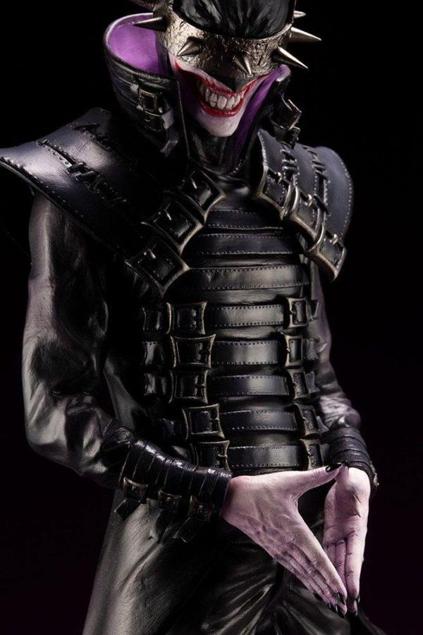 BATMAN WHO LAUGHS STATUETTE 1-6 ARTFX DC COMICS ELSEWORD SERIES KOTOBUKIYA 33 CM (13) 4934054013975 kingdom-figurine.fr