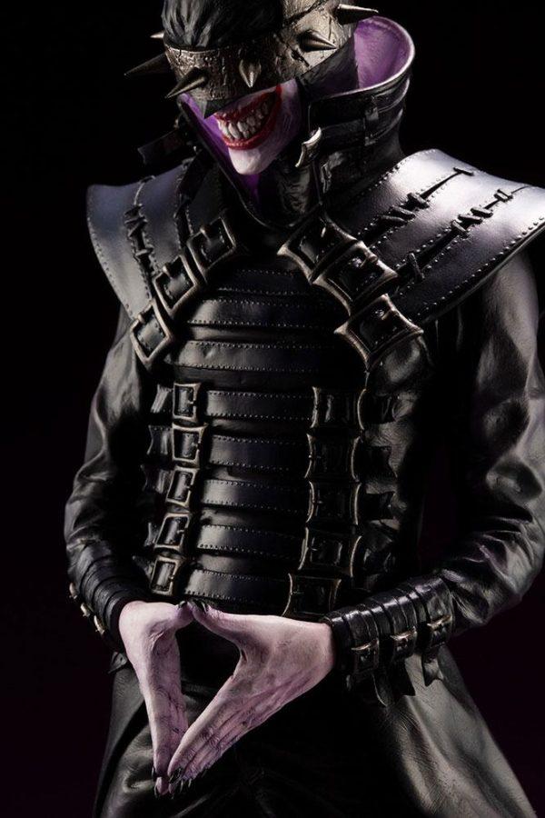 BATMAN WHO LAUGHS STATUETTE 1-6 ARTFX DC COMICS ELSEWORD SERIES KOTOBUKIYA 33 CM (14) 4934054013975 kingdom-figurine.fr