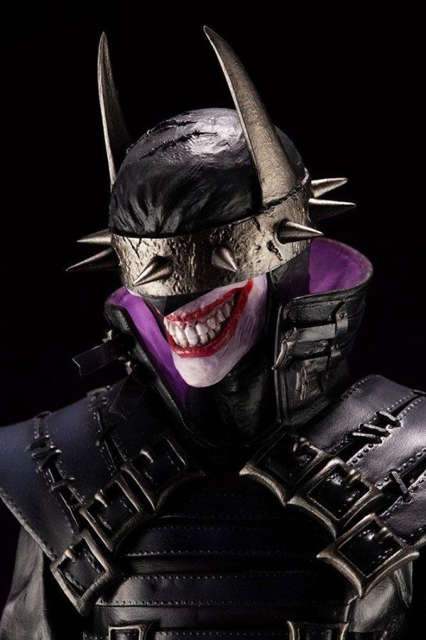 BATMAN WHO LAUGHS STATUETTE 1-6 ARTFX DC COMICS ELSEWORD SERIES KOTOBUKIYA 33 CM (15) 4934054013975 kingdom-figurine.fr