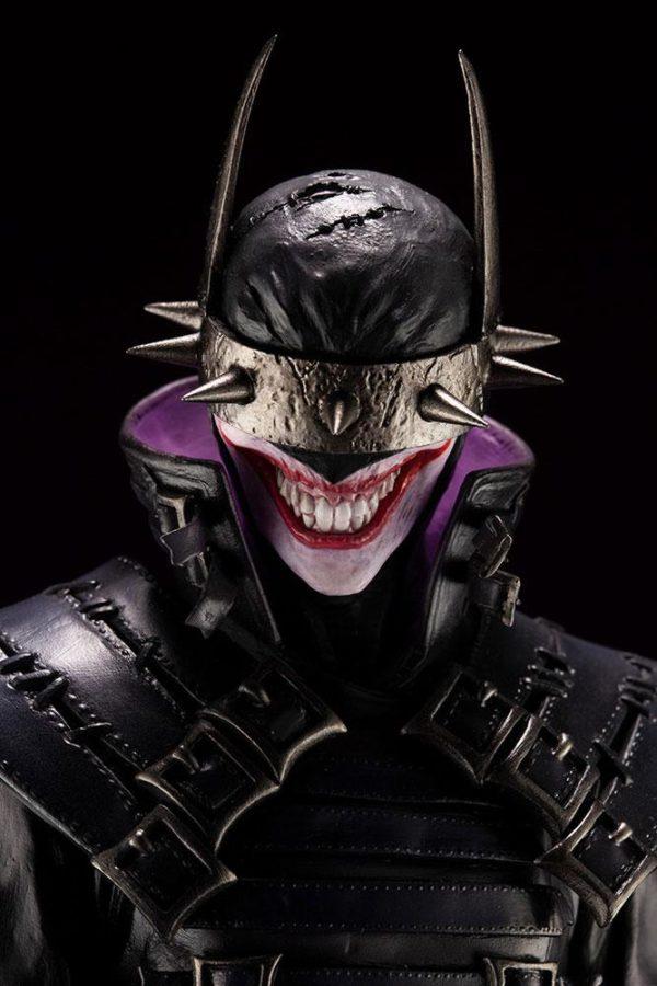 BATMAN WHO LAUGHS STATUETTE 1-6 ARTFX DC COMICS ELSEWORD SERIES KOTOBUKIYA 33 CM (16) 4934054013975 kingdom-figurine.fr