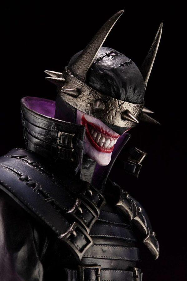 BATMAN WHO LAUGHS STATUETTE 1-6 ARTFX DC COMICS ELSEWORD SERIES KOTOBUKIYA 33 CM (17) 4934054013975 kingdom-figurine.fr
