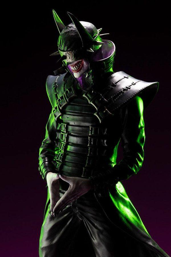 BATMAN WHO LAUGHS STATUETTE 1-6 ARTFX DC COMICS ELSEWORD SERIES KOTOBUKIYA 33 CM (19) 4934054013975 kingdom-figurine.fr