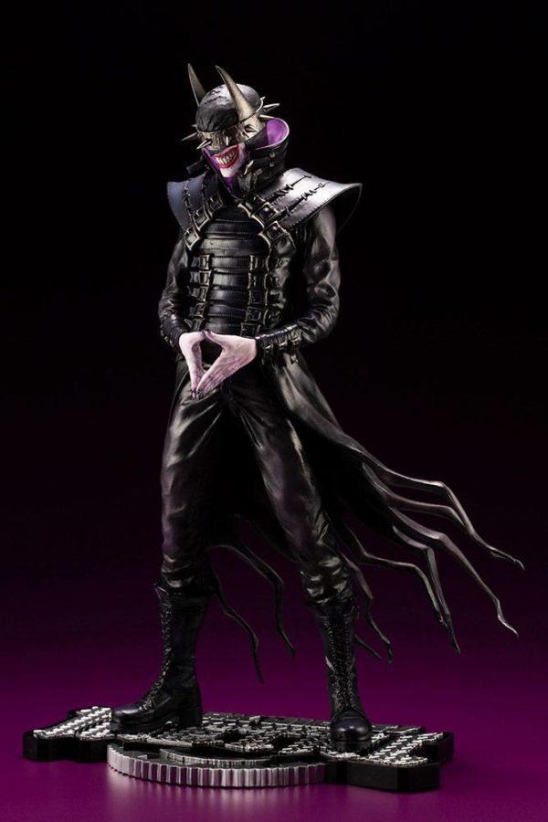 BATMAN WHO LAUGHS STATUETTE 1-6 ARTFX DC COMICS ELSEWORD SERIES KOTOBUKIYA 33 CM (4) 4934054013975 kingdom-figurine.fr