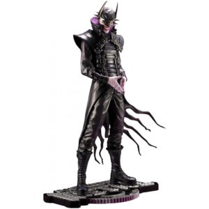 BATMAN WHO LAUGHS STATUETTE 1-6 ARTFX DC COMICS ELSEWORD SERIES KOTOBUKIYA 33 CM 4934054013975 kingdom-figurine.fr