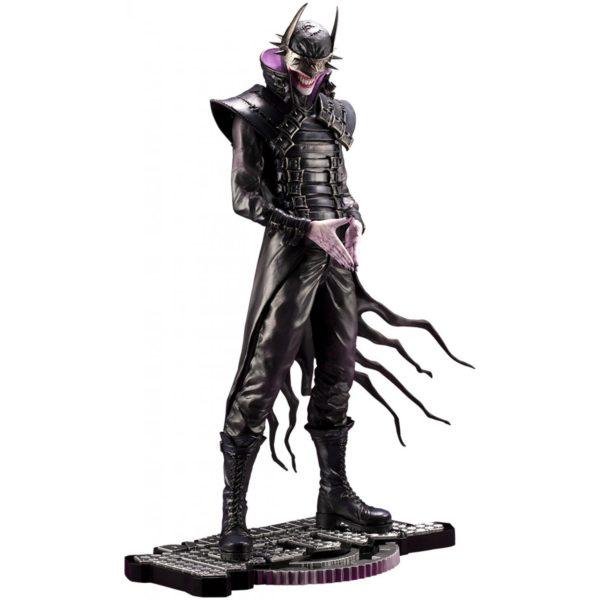 BATMAN WHO LAUGHS STATUETTE 1-6 ARTFX DC COMICS ELSEWORD SERIES KOTOBUKIYA 33 CM 4934054013975 kingdom-figurine.fr