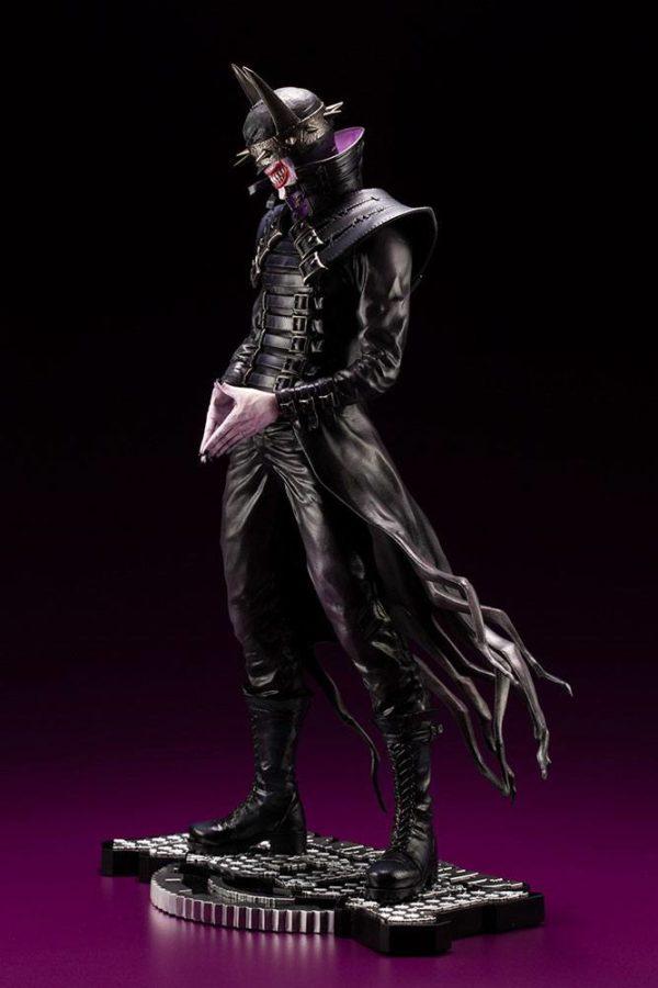 BATMAN WHO LAUGHS STATUETTE 1-6 ARTFX DC COMICS ELSEWORD SERIES KOTOBUKIYA 33 CM (5) 4934054013975 kingdom-figurine.fr