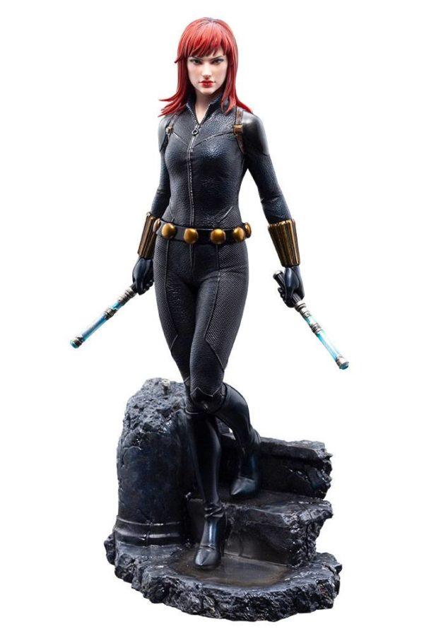 BLACK WIDOW STATUE ARTFX PREMIER 1-10 MARVEL UNIVERSE KOTOBUKIYA 21 CM (1) 4934054014149 kingdom-figurine.fr