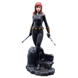 BLACK WIDOW STATUE ARTFX PREMIER 1-10 MARVEL UNIVERSE KOTOBUKIYA 21 CM 4934054014149 kingdom-figurine.fr