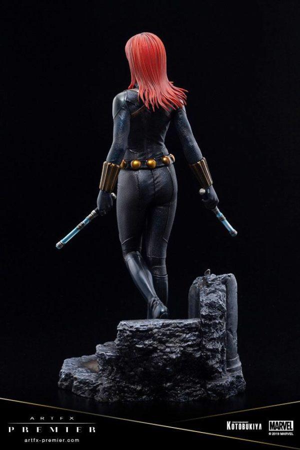 BLACK WIDOW STATUE ARTFX PREMIER 1-10 MARVEL UNIVERSE KOTOBUKIYA 21 CM (5) 4934054014149 kingdom-figurine.fr