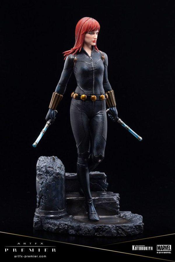 BLACK WIDOW STATUE ARTFX PREMIER 1-10 MARVEL UNIVERSE KOTOBUKIYA 21 CM (8) 4934054014149 kingdom-figurine.fr